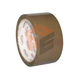 cinta adhesiva canela para empaque offiland 48mm x 150mm