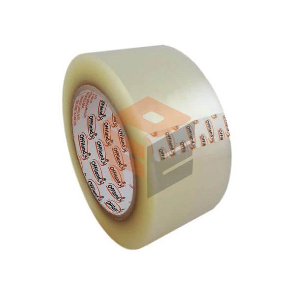 cinta transparente empaque offiland 48mm x150m