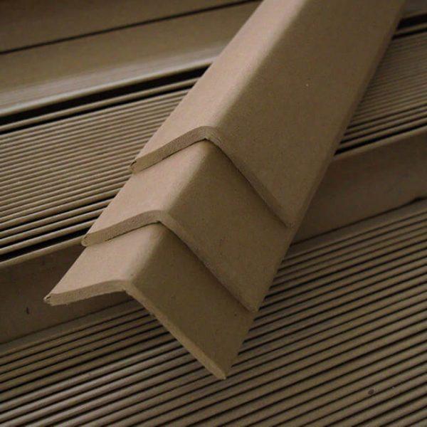 esquineros carton kraft empaque embalaje merida