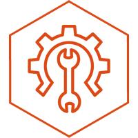 icono caja centro servicio reparacion merida