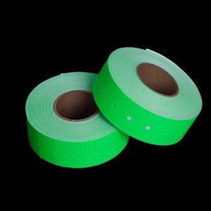 Etiqueta SATO 216 verde proflemsa merida
