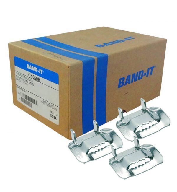 Hebilla BAND-IT para fleje de acero inoxidable 5/8 BAND-IT® C25599